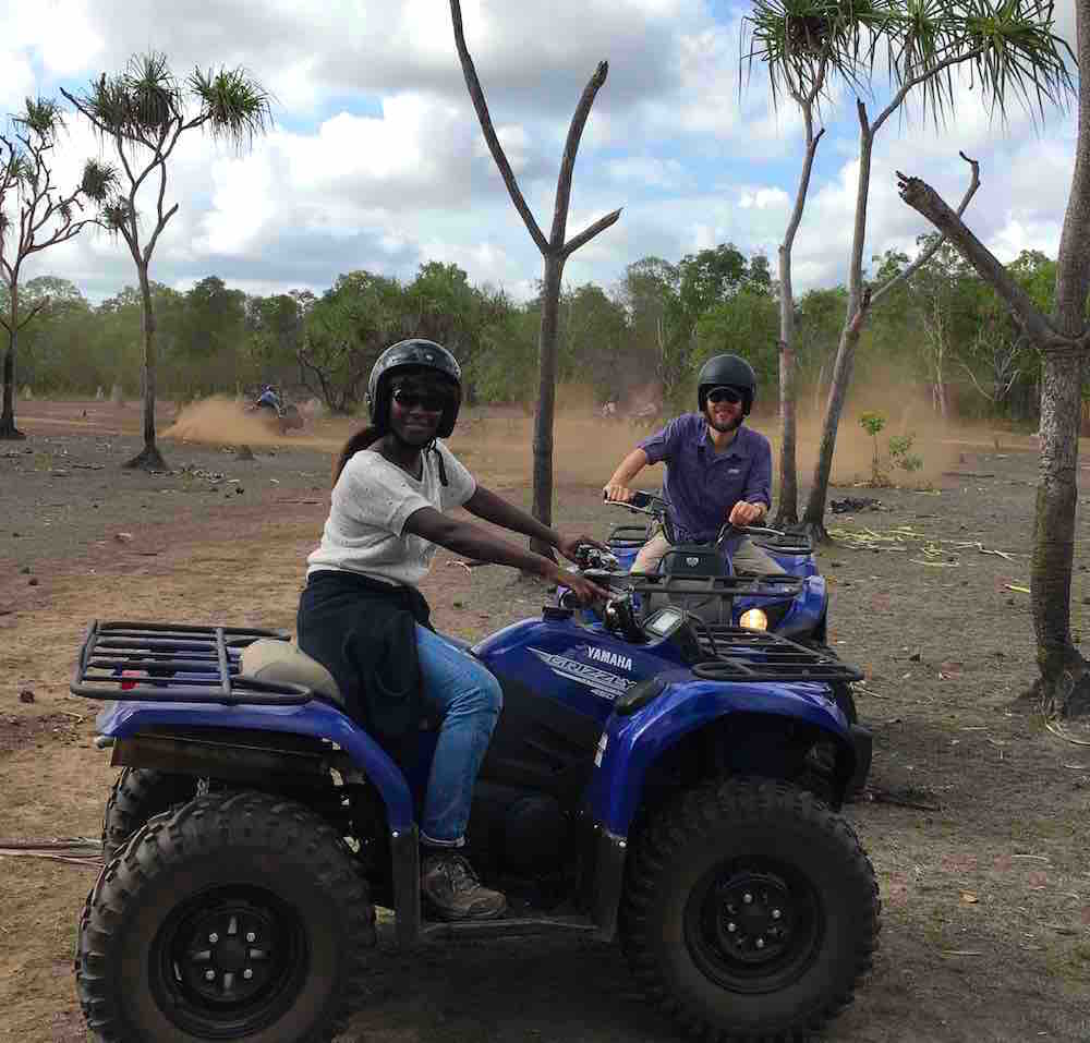 Quad Bike Fun - Bamurru Plains